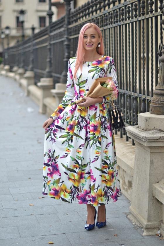 madalina misu, blog moda, fashion blog,signaturebymm, signature by m&m, cum porti rochita midi, rochie midi si stilettos, rochii de toamna, pasteluri 2015 2016, calea victoriei, rochie midi shein, midi dress shein, how to wear midi dresses