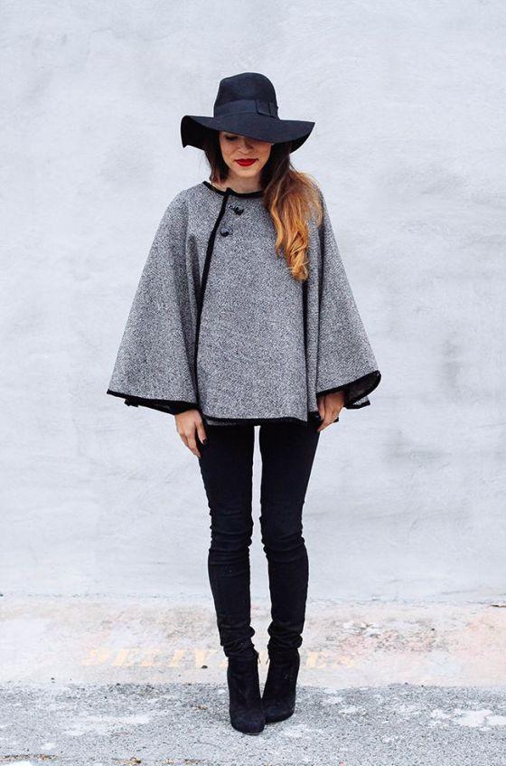 gray-poncho-cape
