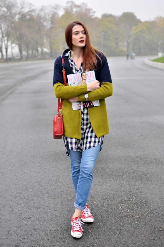 signaturebymm_romwe_navy_yellow_cardigan1