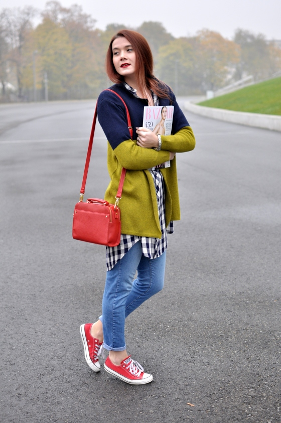 signaturebymm_romwe_navy_yellow_cardigan2