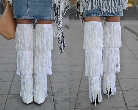 madalina misu, signature by m&m, signaturebymm, fashion blog, blog de moda, cizme cu franjuri, cum purtam cizmele cu franjuri, how to wear the fringed boots, denim skirt, fusta din denim, cum purtam franjurii, toamna iarna 2015 2016 trend tendinte, romwe, amiclubwear review, amiclubwear parere, kurtmann parere, fusta kurtmann, fringed boots amiclubwear, mango