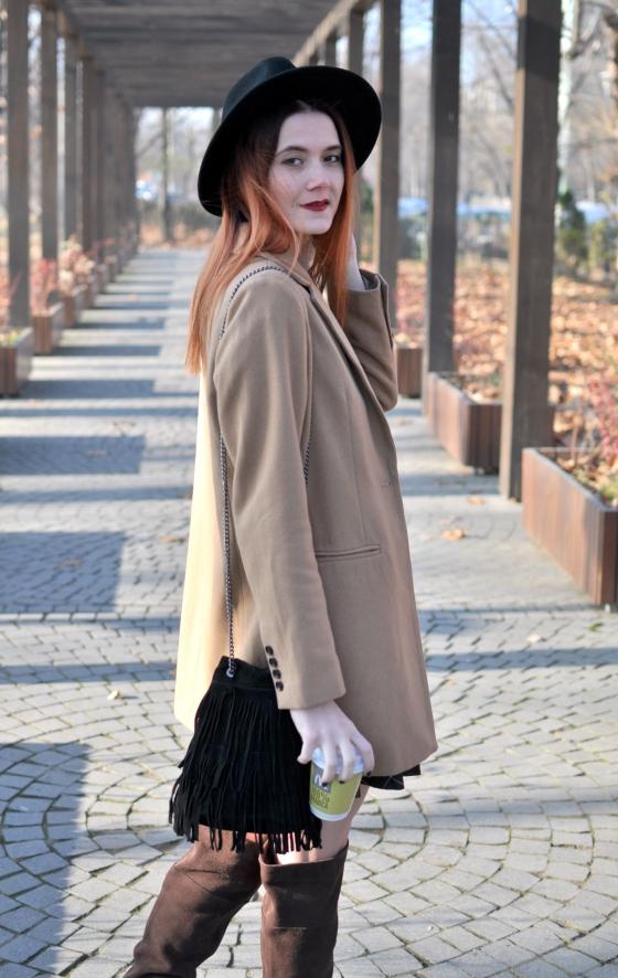 corina_mirea_romwe_coffee_dress_kurtmann_camel_coat_skirt6