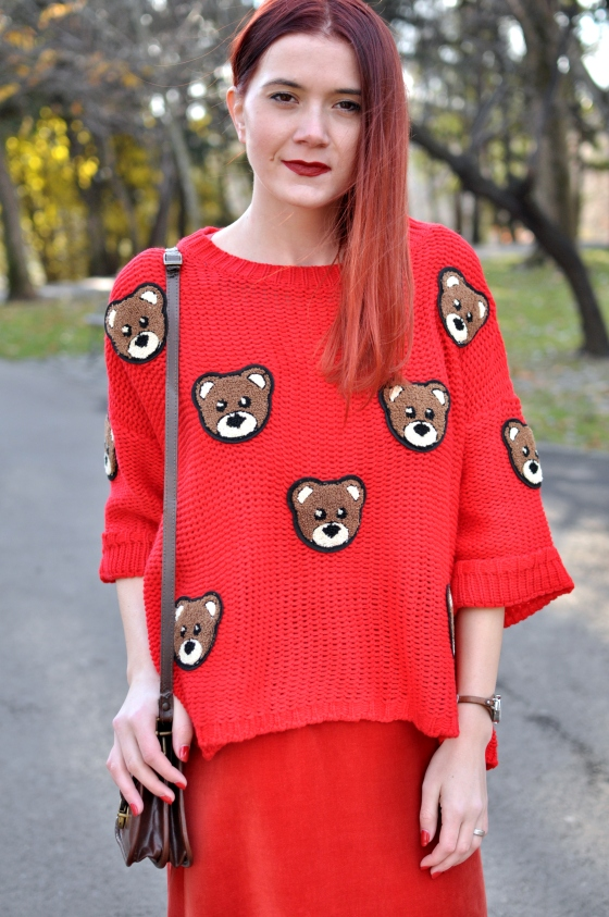 signaturebymm_red_teddy_bear_sweater_romwe11