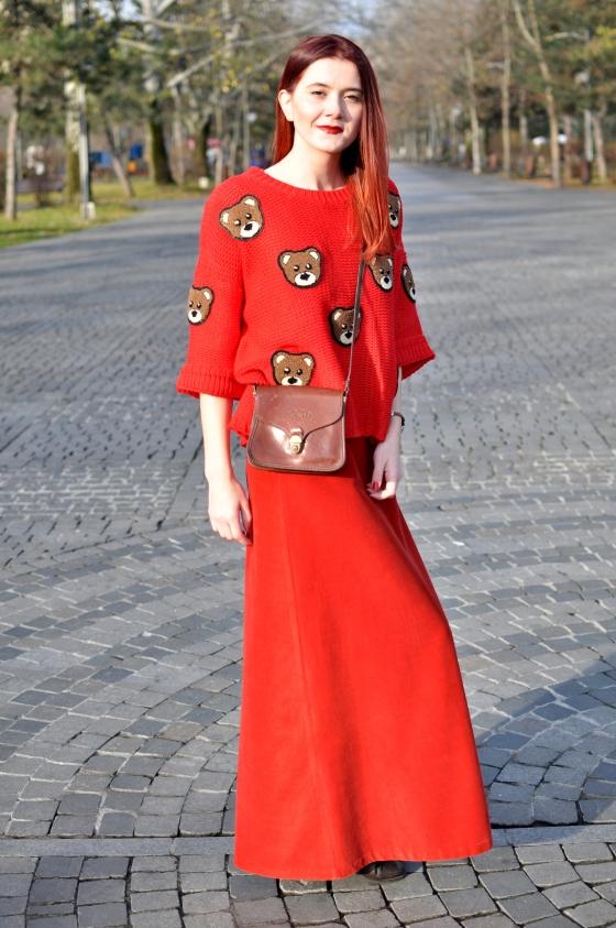 signaturebymm_red_teddy_bear_sweater_romwe2