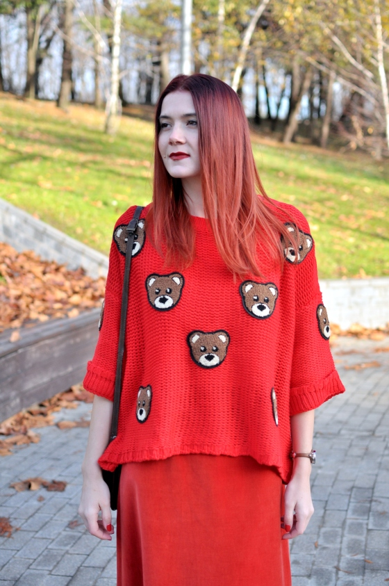 signaturebymm_red_teddy_bear_sweater_romwe7